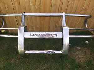 Landcruiser bullbar Brassall Ipswich City Preview
