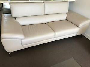 Brand new nick scali 3 seater leather lounge Waterloo Inner Sydney Preview