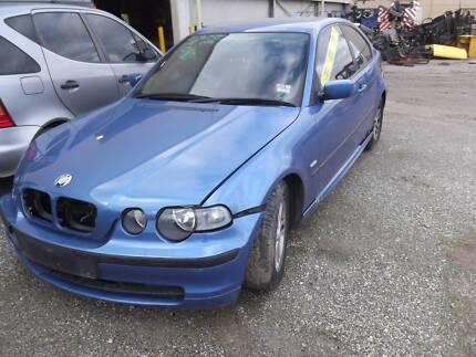 2004 BMW E46 3-Series Coupe East Albury Albury Area Preview