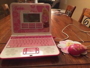 Premier ordinateur fille