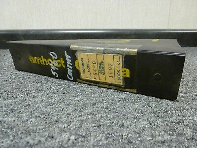 American Model 5460 Lattice Boom Truck Crane Parts Catalog Manual Book