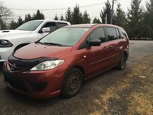 Awsome deal 2008 Mazda 5 only 135 000 km