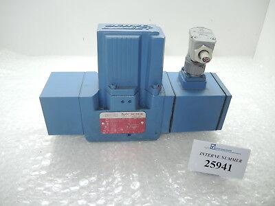 Proportional Valve Moog No. D661z2704f Type P80hxamfnea2 Netstal Spare Parts
