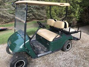 Ez-go gas golf cart