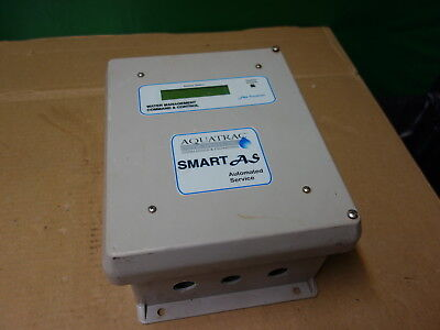 AQUATRAC SMART AS AUTOMATED SERVICE WATER MANAGEMENT COMMAND CONTROL 3.41
