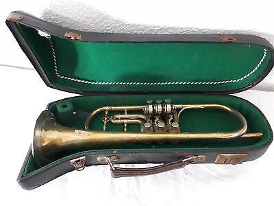 Alte Trompete- Horn