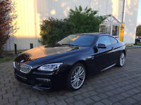 BMW 6 Coupe 650i xDrive M-Paket Panoramad. Soundsys.