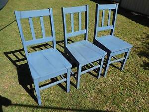 Vintage Kitchen Chairs - $150 for the set of three Coopers Plains Brisbane South West Preview