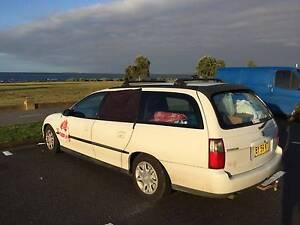 2001 Holden Commodore Wagon Bondi Eastern Suburbs Preview