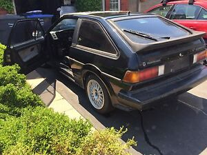 1987 16V Scirocco PART OUT
