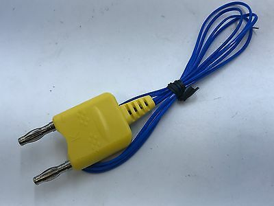 Aemc 2118.90 Thermocouple K-type Replacement For Clamp-on Meter Models 670 675