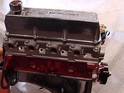 429 460 Ford Crate Aluminum head High Performance street balanced engine