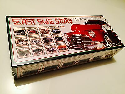 East Side Story Box Set Vol 1-12 by Various Artists 12 CDs Oldies, DooWop, R&B