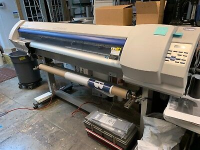 Roland Sp-540vintegrated Printcut Capabilities