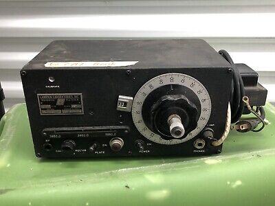 Vintage Lampkin Laboratories Inc Model 105b Tube Frequency Meter