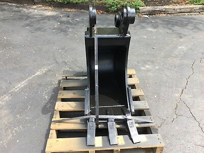 New 12 Heavy Duty Excavator Bucket For A Case Cx60c W Coupler Pins
