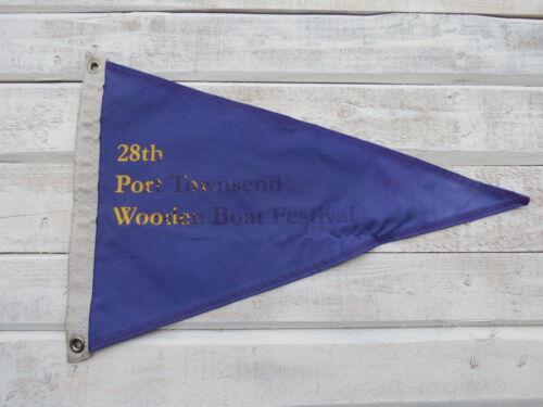 13 X 19 NYLON FLAG YACHT CLUB SAILBOAT SHIP BOAT SIGNAL (#2277)