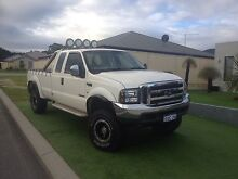F250 2005 7.3 power stroke Armadale Armadale Area Preview