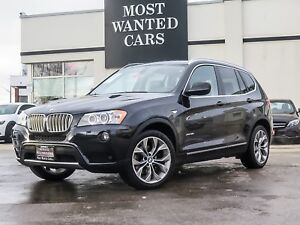 2014 BMW X3 xDrive35i | CAMERA | PANORAMIC | BLUETOOTH