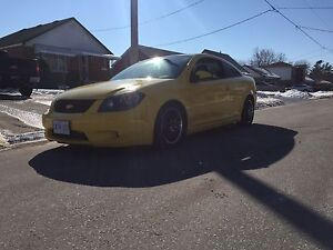 Chevy Cobalt SS certified & E tested