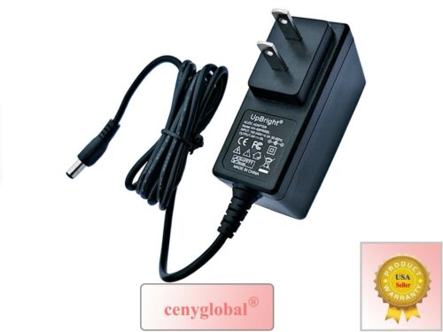 AC Adapter For Bunker Hill Security Wireless Driveway Alert System 61910 Charger