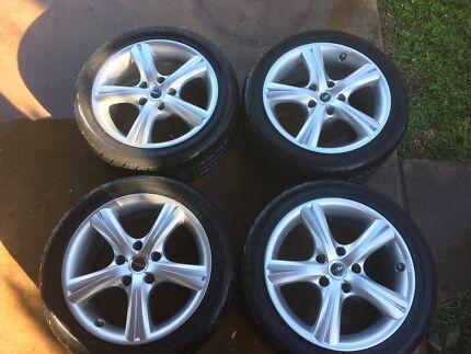 Mag wheels ROH Fury