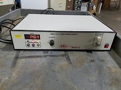 Ets 812 Esd High Voltage Power Supply 10 Kv Hvps Output