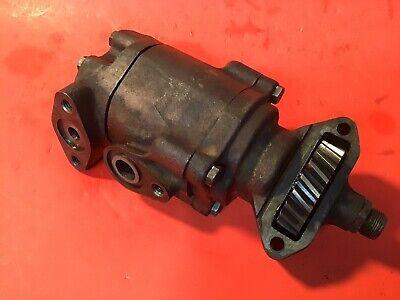 Ford Tractor Hydraulic Pump 600 800 900 601 801 901 2000 4000 Original Fomoco