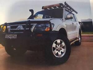 2006 Mitsubishi Pajero Wagon Broome Broome City Preview