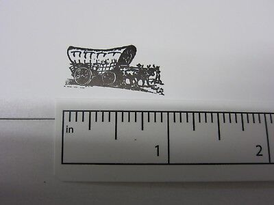 Printing Letterpress Printers Block Printers Cut Conestoga Wagon Zinc