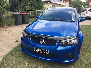 2011 Commodore VE II MY12 SV6 Blue 6 Speed Sports Automatic Sedan Sunnybank Brisbane South West Preview