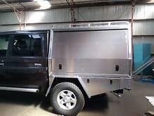 Custom Ute Canopy Landcruiser Hilux BT50 Colorado Navara Dmax Capalaba Brisbane South East Preview