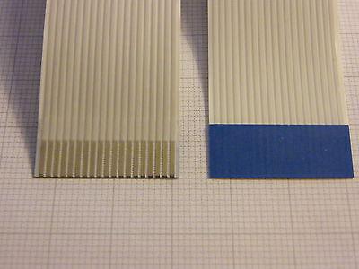 5x FFC Flexkabel 19pin Pitch 1,25mm Länge 141mm