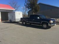 Honest/Reliable Truck & Trailer Services/ Clean ups