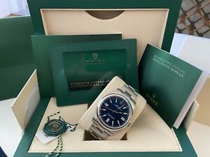 Rolex Oyster Perpetual 124300 41mm Brand New