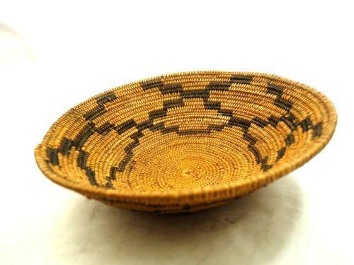 "A Very Nice early Native American Miwok tribe basket 11.5"" circa 1900"