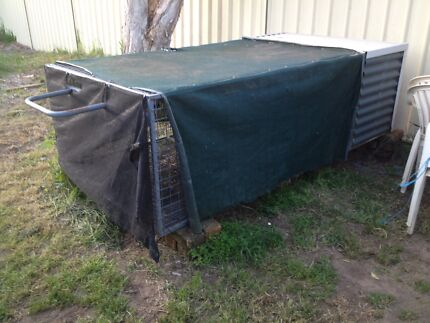 LARGE RABBIT / GUINEA PIG CAGE Busselton Busselton Area Preview