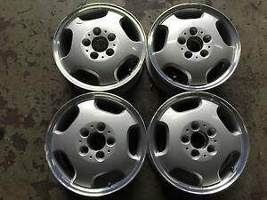 Mercedes A Klasse W 168 Alufelgen 5,5 x 15 ET54 A 1684010202  4 stück Original
