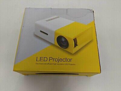 Open Box HD Mini Pocket Projector - OP0103