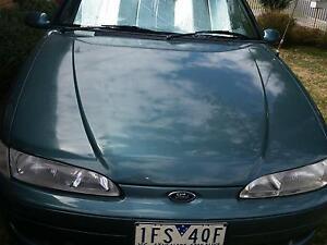 1996 Ford Falcon ute Wendouree Ballarat City Preview