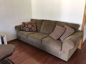 Couches with Sofa Bed Hurstville Hurstville Area Preview