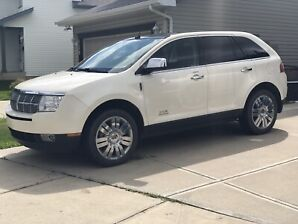 2008 LINCOLN MKX AWD *** LOW KMS ***