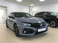 Honda Civic 1.5 i-VTEC Turbo Sport 2017