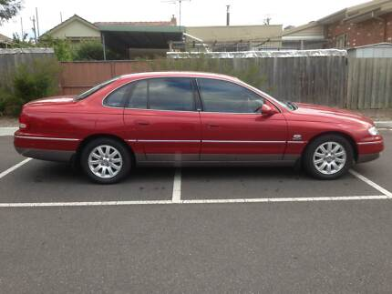 2001 Holden Statesman Sedan