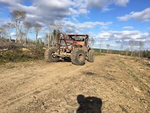 Rock Buggy/Crawler