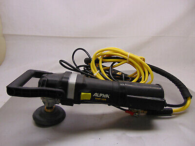 Alpha Vsp-320 Variable Speed Polisher - Free Shipping No Reserve 11