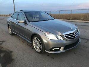 2010 Mercedes E550 V8 4matic