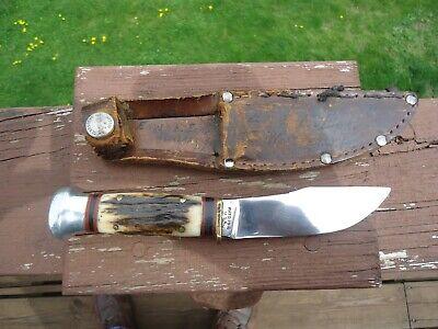 VINTAGE MARBLES KNIFE GLADSTONE