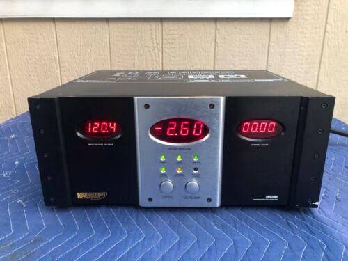 Monster Power AVS 2000 (pick up only)