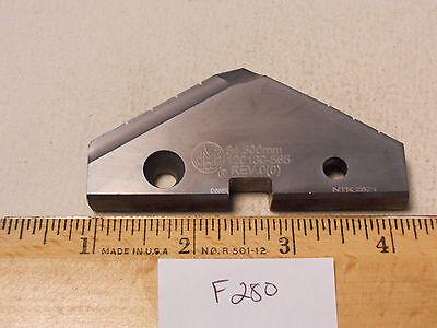 1 New 84.5 Mm Allied Spade Drill Insert Bits. 120130-565 Rev.00 Ntk Amec F280